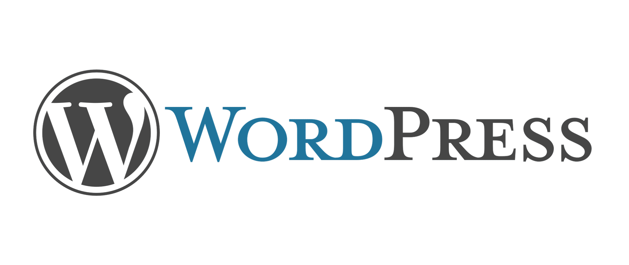WordPress-logo-wordmark